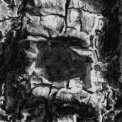 """""""TILLEUL, Chapelle des Marches, N°6"""" - 2015 - 17 x 17 cm"""