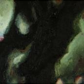 """A fleur d'eau II"" - série Sakura - 2013 - 20 x 30 cm"
