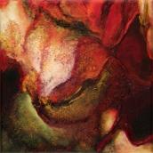 """""""Sans-titre N°10"""" - Série Sakura - 2012 - 15 x 15 cm"""