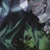"""""""Sans-titre N°2"""" - Série Sakura - 2012 - 30 x 30 cm"""